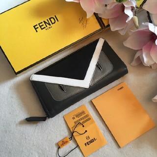 フェンディ(FENDI)のFENDI 長財布(財布)