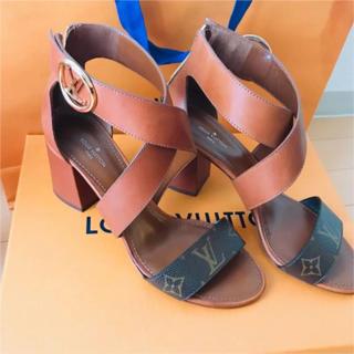 ルイヴィトン(LOUIS VUITTON)のLOUIS VUITTON 靴 (サンダル)