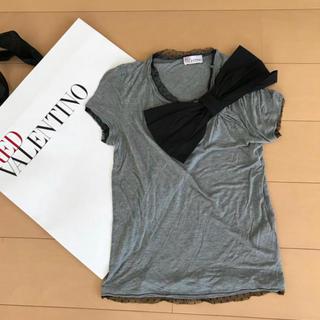 レッドヴァレンティノ(RED VALENTINO)のほぼ未使用✨レッドヴァレンティノTシャツ(Tシャツ(半袖/袖なし))