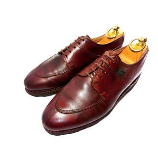 パラブーツ(Paraboot)の♀【フランス名門】パラブーツ アヴィニヨン 革靴 4 23.5(ローファー/革靴)
