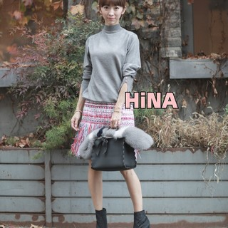 チェスティ(Chesty)のChesty♡miss adoraツイードスカート(ミニスカート)