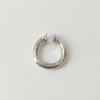 フリークスストア(FREAK'S STORE)のPlane ring silver earcuff S No.143(イヤーカフ)