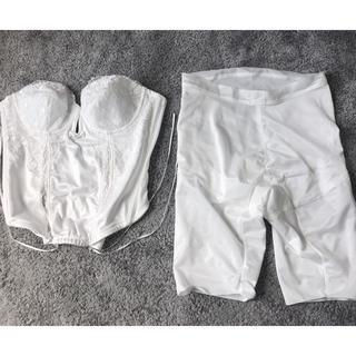 ★マタニティ用★ドレスインナー【正規衣装店で購入・美品】(ブライダルインナー)