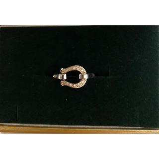 エスオーエスエフピー(S.O.S fp)の定価8万円 シンパシーオブソウル ホースシュー リング(リング(指輪))