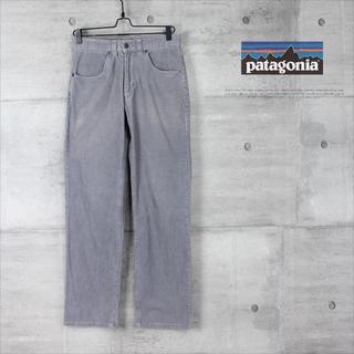 パタゴニア(patagonia)の古着 Patagonia パタゴニア 細コール ストレート コーデュロイパンツ(その他)
