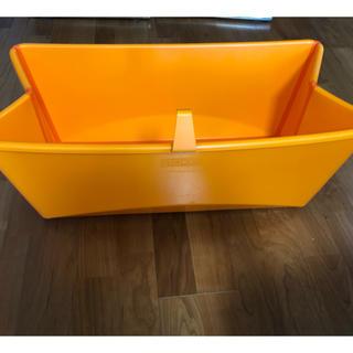 Stokke - ストッケ オレンジ ベビーバス 沐浴