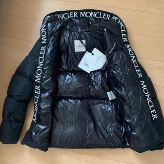 モンクレール(MONCLER)の限定特価!正規未使用品 モンクレール モンクラ ダウンジャケット ブラック 6(ダウンジャケット)