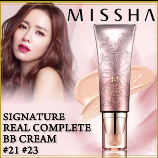 ミシャ(MISSHA)のミシャ シグネチャー リアル コンプリート BBクリーム 45g(BBクリーム)