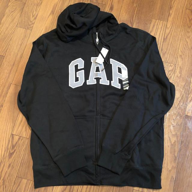 GAP(ギャップ)のGAP パーカートレーナー BL メンズのトップス(パーカー)の商品写真