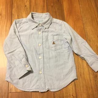 ベビーギャップ(babyGAP)のbabyGAP 長袖シャツ 95(ブラウス)