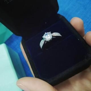 ティファニー(Tiffany & Co.)の素敵❤️ Tiffany & Co. ティファニー 美品 指輪 リング 7号(リング(指輪))