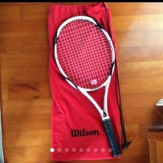 ウィルソン(wilson)の硬式テニスラケット&ケース&グリップテープ(ラケット)