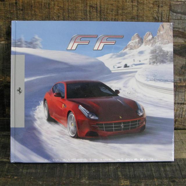 Ferrari(フェラーリ)のフェラーリ カタログ  FERRARI FF 未開封 自動車/バイクの自動車(カタログ/マニュアル)の商品写真