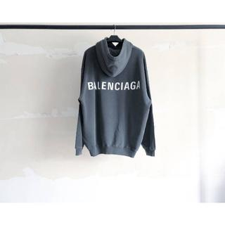 バレンシアガ(Balenciaga)のバレンシアガパーカー(ナイロンジャケット)