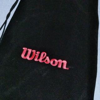 wilson - WILSON(ウィルソン)ソフトラケットケース