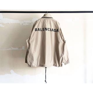 バレンシアガ(Balenciaga)のバレンシアガジャケット(ナイロンジャケット)