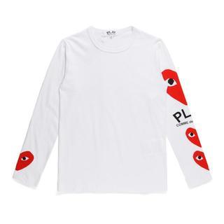 コムデギャルソン(COMME des GARCONS)のCOMME des GARCONS コムデギャルソン ロングシャツ(Tシャツ/カットソー(七分/長袖))