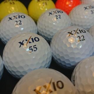 ダンロップ(DUNLOP)のゼクシオ エアロドライブ 24球 ロストボール ゴルフボール(その他)