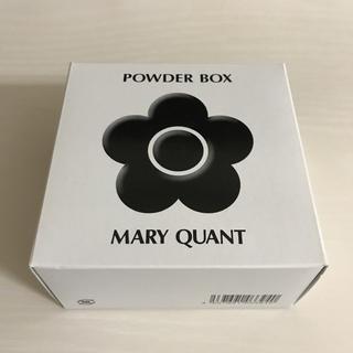 マリークワント(MARY QUANT)のMARY QUANT ルースフェイス パウダー(N) 02 ライトルーセント(フェイスパウダー)