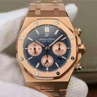 オーデマピゲ(AUDEMARS PIGUET)のオーデマ・ピゲ ロイヤルオークオフショア メンズ 腕時計(腕時計(アナログ))