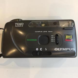 OLYMPUS - OLYMPUS フィルムカメラTRIP PANORAMA2
