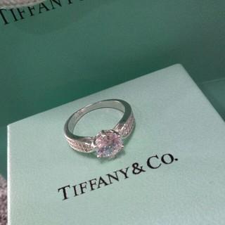 ティファニー(Tiffany & Co.)の超美品 ティファニー  リング 7号 Tiffany&Co.(リング(指輪))