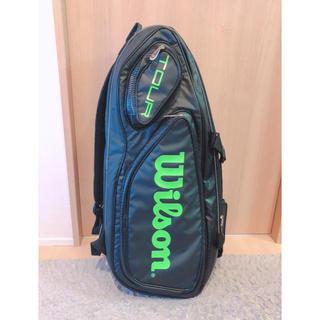 wilson - ウイルソン テニスバック バンクーバーシリーズ