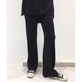 アパルトモンドゥーズィエムクラス(L'Appartement DEUXIEME CLASSE)のお値下げ★未使用・タグ付★L'Appartement Knit Pants(カジュアルパンツ)