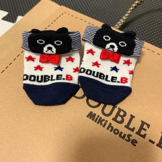 ダブルビー(DOUBLE.B)のDOUBLE_B 靴下(靴下/タイツ)