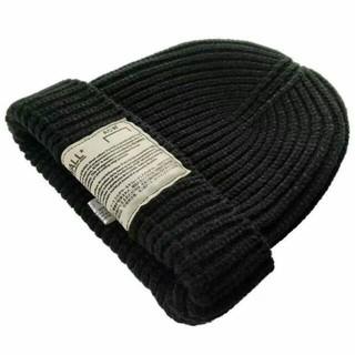 オフホワイト(OFF-WHITE)のACW* 19ss ニット帽 A-COLD-WALL キャップ 両用(キャップ)