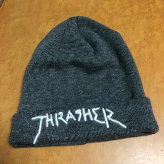 THRASHER - ニット帽