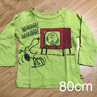 エフオーキッズ(F.O.KIDS)のF.O.KIDS☆ロングTシャツ 80cm(Tシャツ)