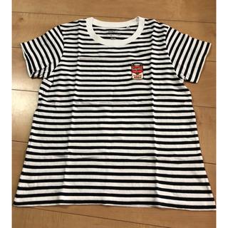 ユニクロ(UNIQLO)のボーダーT(Tシャツ(半袖/袖なし))