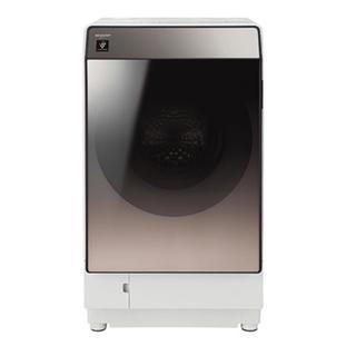 日立 - 使用期間2か月 SHARP ES-U111 ドラム式洗濯乾燥機 11.0kg