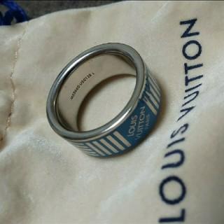 ルイヴィトン(LOUIS VUITTON)のルイヴィトン リング ダミエカラー(リング(指輪))