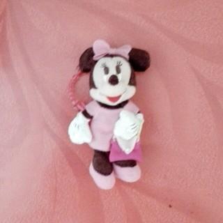 ミニーマウス(ミニーマウス)のミニーマウス マスコット(キャラクターグッズ)