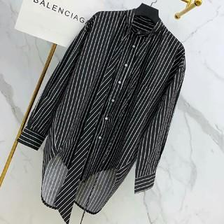 バレンシアガ(Balenciaga)のBalenciaga バレンシアが シャツ  オーバーサイズ(シャツ)