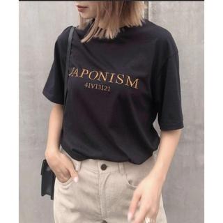 Ameri【タグ付新品】即完売♥ジャポニズム Tシャツ