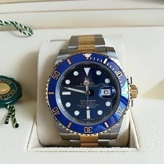 ロレックス(ROLEX)のロレックス 青サブ 美品(腕時計(アナログ))