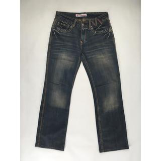 GENOES men'sジーンズ(古着/size:M)(デニム/ジーンズ)