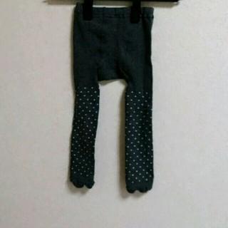 ムジルシリョウヒン(MUJI (無印良品))の無印☆ニットレギンス(靴下/タイツ)