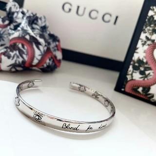 Gucci - 新品!GUCCI シルバー ブレスレット グッチ