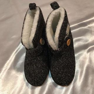 ◆新品タグ付き◆黒系◆ニットブーツ◆(ブーツ)
