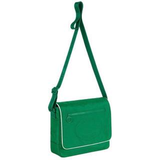 シュプリーム(Supreme)のSupreme Lacoste Small Messenger Bag Gree(メッセンジャーバッグ)