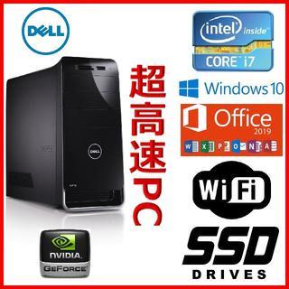 DELL - ★超高速PC★Core i7搭載★