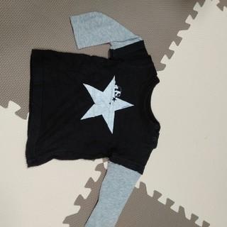 エフオーキッズ(F.O.KIDS)のアプレレクール 重ね着風長袖Tシャツ(Tシャツ)