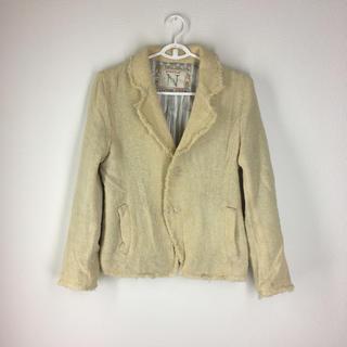 R.N.A lady'sジャケット(古着/size:M)(テーラードジャケット)