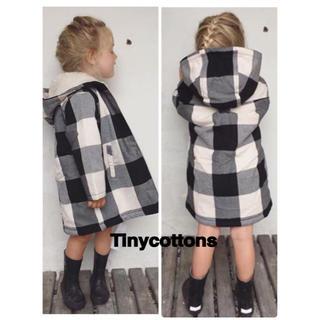 コドモビームス(こどもビームス)のTinycottons タイニーコットンズ コート(コート)