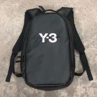 ワイスリー(Y-3)の高品質極美品Y-3 LOGO BACKPACK バックパック(ハンドバッグ)