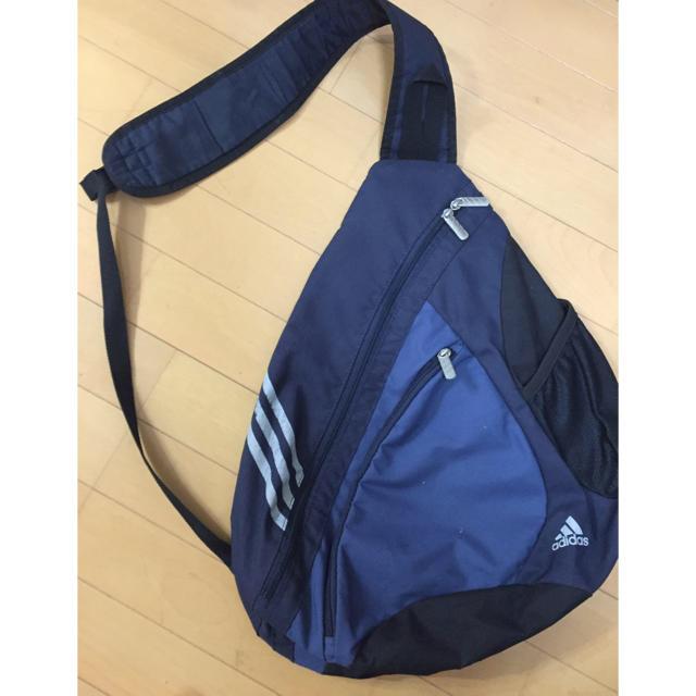 adidas(アディダス)のアディダス バック メンズのバッグ(ショルダーバッグ)の商品写真
